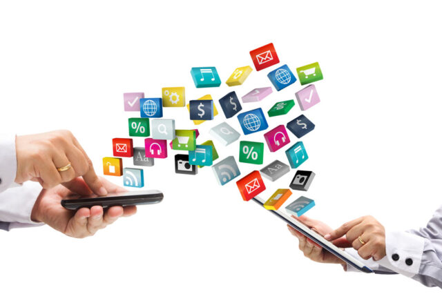 Infographic Promotional Video of Famous Apps