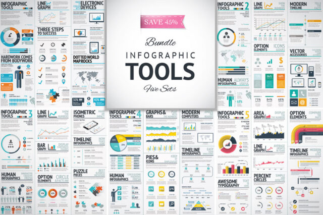 5 Free Infographic Templates for Your Own Infographics