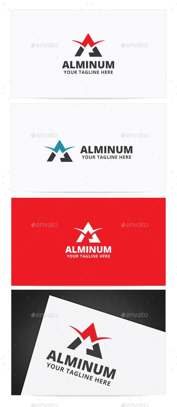 Alminum Logo-01