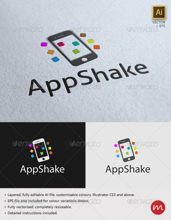 AppShake Image Preview