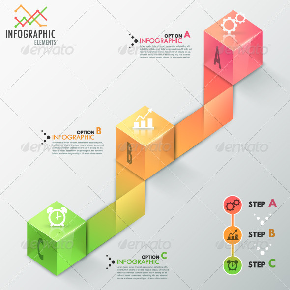 Modern Infographic Options Banner_590x590