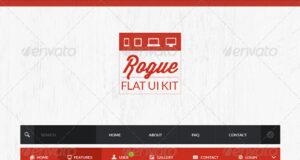 Rogue-UI-Kit