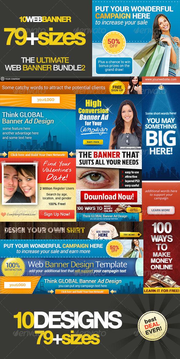 web-banner-design-bundle