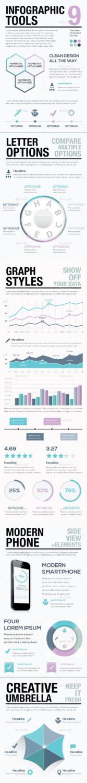 Infographic Big Set 9 gr