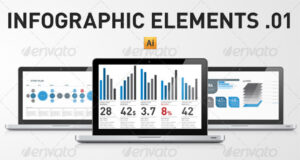 Infographic Elements Template Pack 01