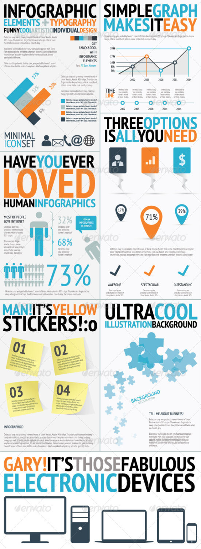 Infographic big set 2 gr