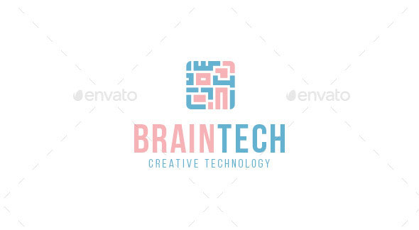 technology-logo-template