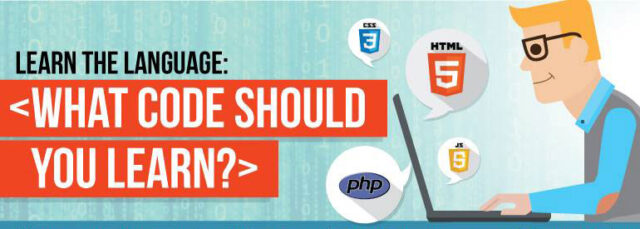 What programming language should you learn? – Infographic