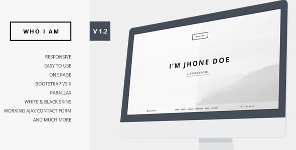 Super Creative Online Web Resume Templates