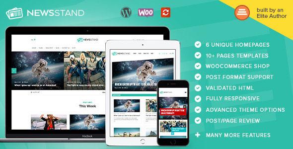Multipurpose website design template