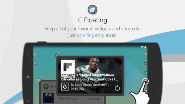 C Floating