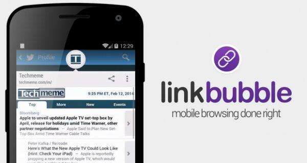 Link Bubble Browser