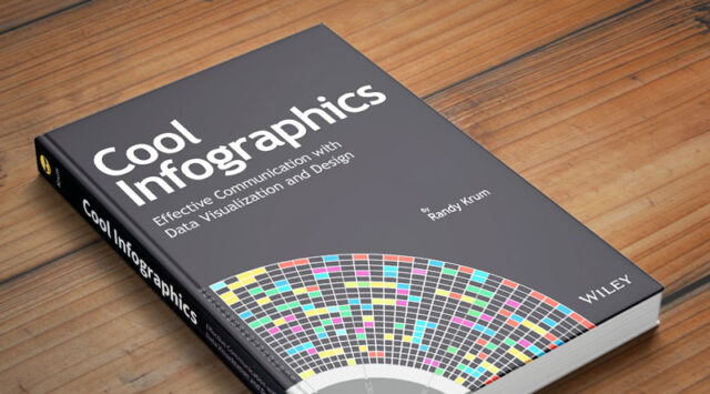 Infographic Book - Cool Infographics: Effective Communication with Data Visualization and Design by Randy Krum