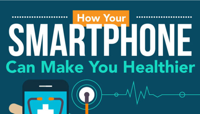 How can your smartphone improve your health?