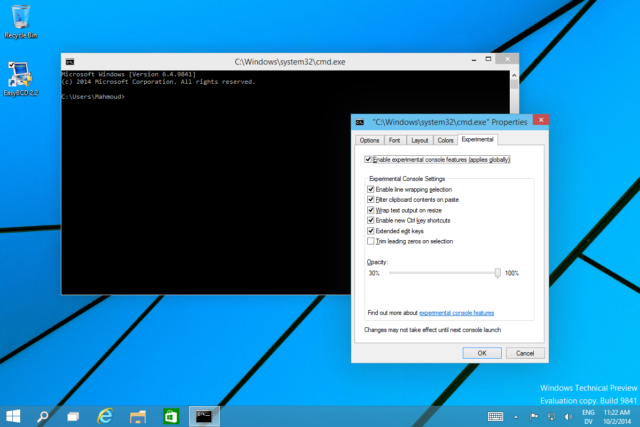 New and improved Command Prompt