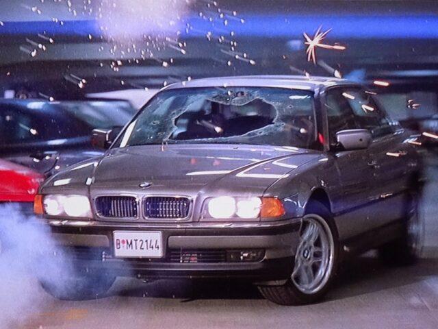 BMW 750iL (Tomorrow Never Dies, 1997)