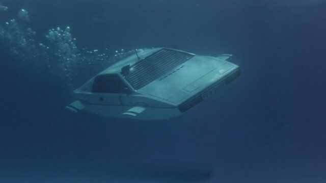 Lotus Esprit (The Spy Who Loved Me, 1977)