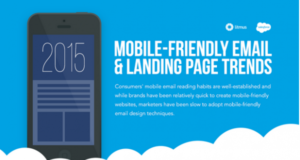 Mobile-Friendly Email & Landing Page Trends for 2015 Featured