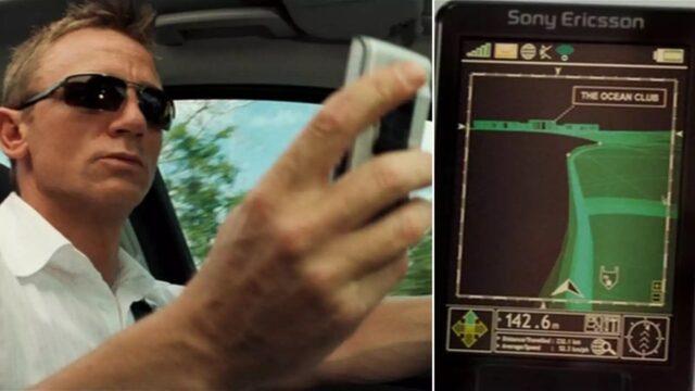 Sony Ericsson K800 K790 (Casino Royale, 2006)