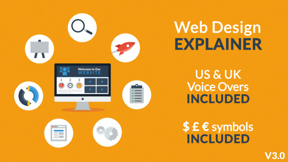 Awesome Explainer Video Templates For Download - Explainer video templates