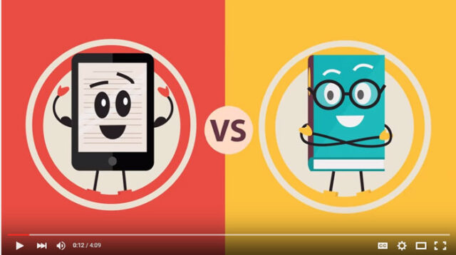 printed books vs e books Print books vs e-books: what's the future of reading kayte korwitts 2 min read  that's what we at surveymonkey wanted to find out whether people prefer to read on an e-reader like a.