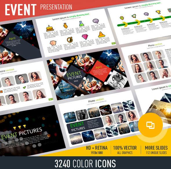 Event Google Slides Presentation