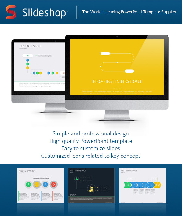 FIFO for GraphicRiver