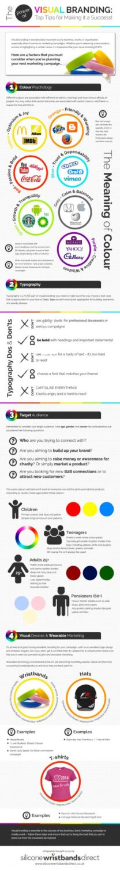 Best visual branding tips