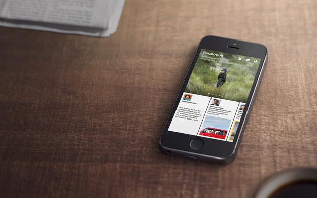 facebook the paper app