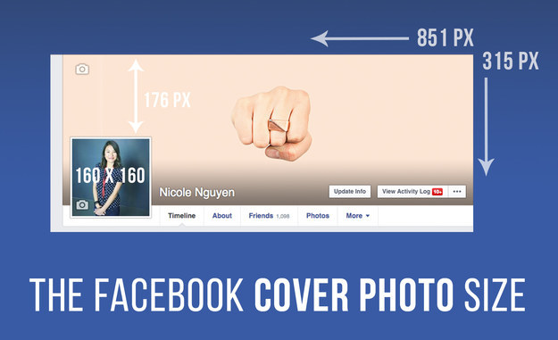 cover photo size