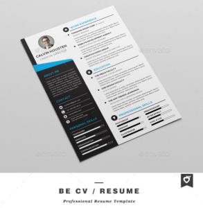 Be CV