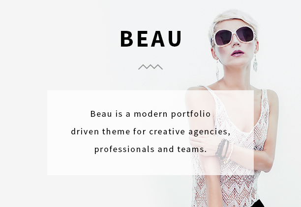 Beau - WordPress Themes for 2016