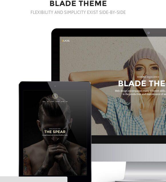 Blade - WordPress Themes for 2016