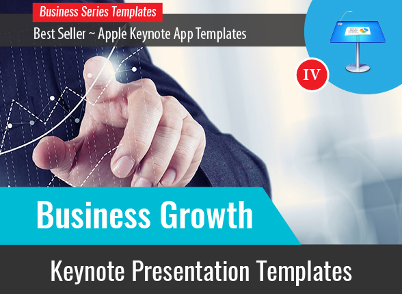 Business Growth Keynote Template For 2016