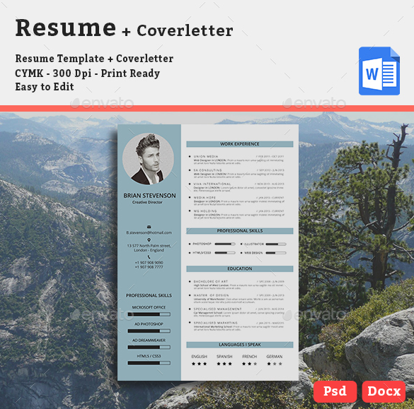 Data Entry Resume Sample Top  Professional Microsoft Word Cv Templates Custom Made Best Font And Size For Resume Excel with Volunteer Resume Samples Pdf Cv   Receptionist Resume Summary Excel