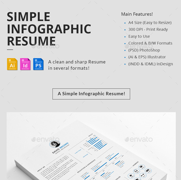Fresh Start: Top 10 Infographic Resume Templates for 2016