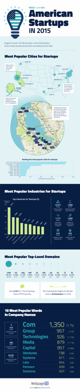 USA startup stats
