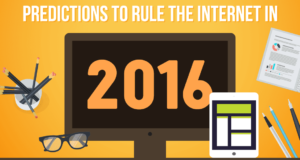 Web design trend predictions for 2016