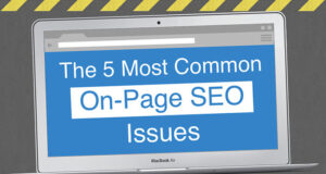 on-page seo issues