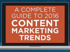 guide to content marketing trends for 2016