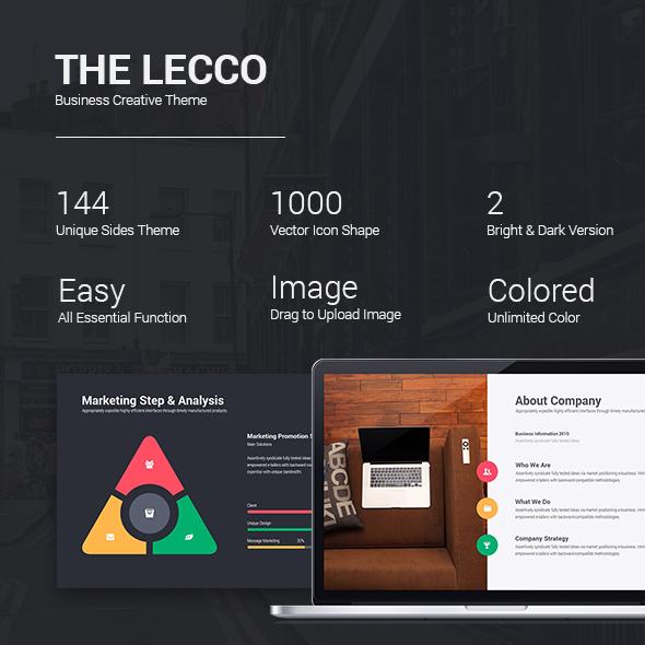 Lecco Cover