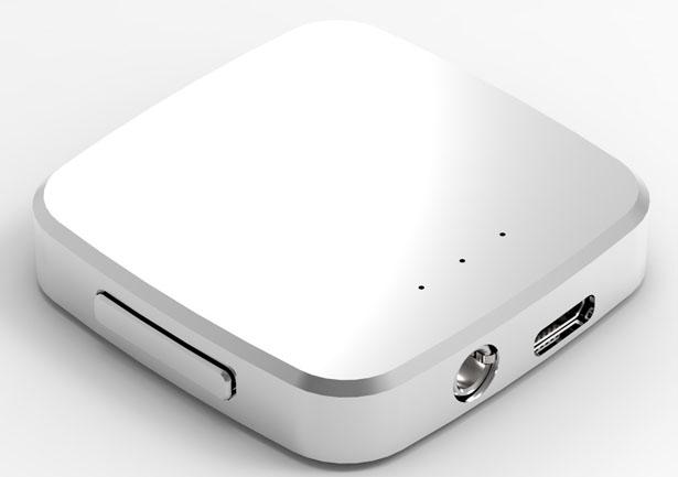 Uamp headphone amplifier