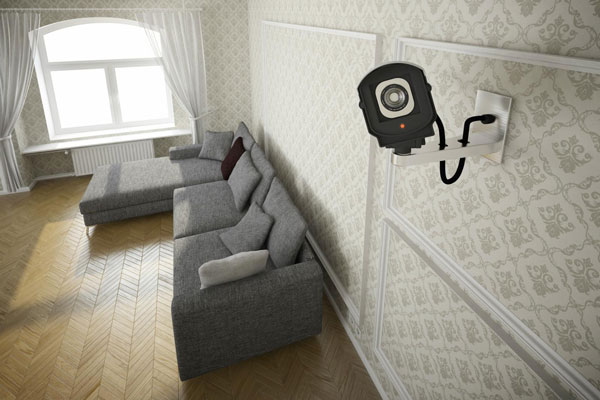 home-security-camera-in-living-room