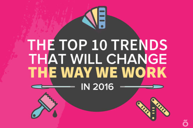 infographic top trends work 2016 featured