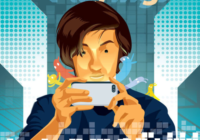 mobile game addiction featured