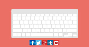 social media keyboard shortcuts featured