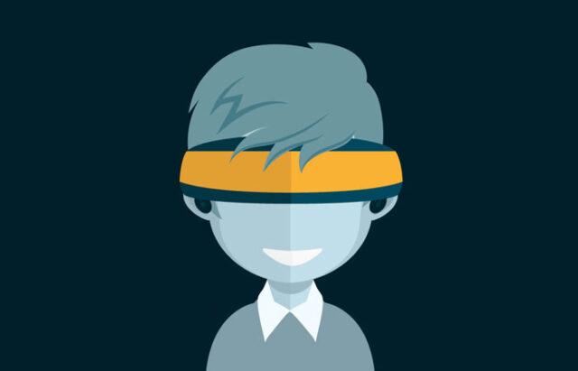 virtual reality among kids