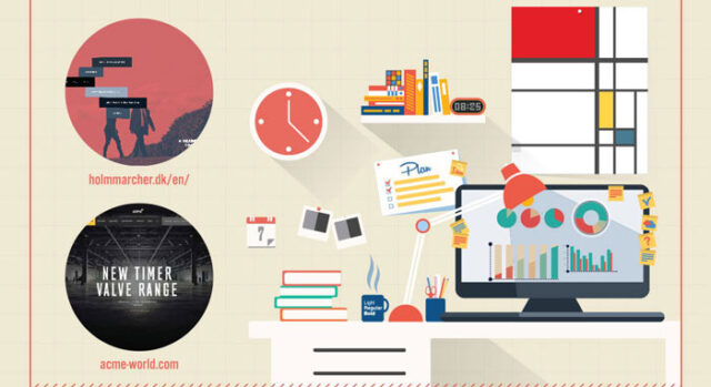 web design trends 2016 infographic featured
