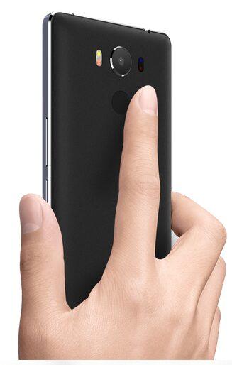 elephone p9000 lite fingerprint