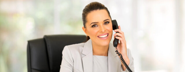 Business phone communication